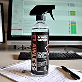 Flawless Screen Cleaner Spray with Microfiber