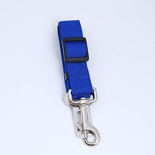 YUJI Dog Car Safety Cinturón de Seguridad Arnés Ajustable Pet ...