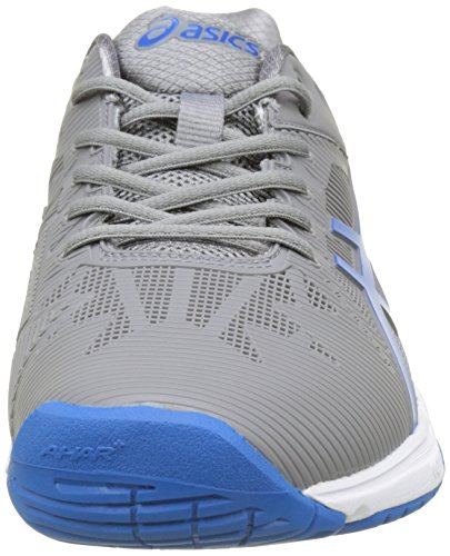 Blue Tennis Aluminum 3 Gel White Electric Homme Speed Solution Gris de Chaussures Asics Gris UqfY7vxU