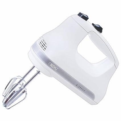 Orpat OHM-217 200-Watt Hand Mixer (White)
