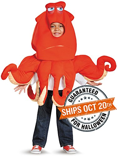 Disguise Hank The Septopus Deluxe Toddler Finding Dory Disney/Pixar Costume