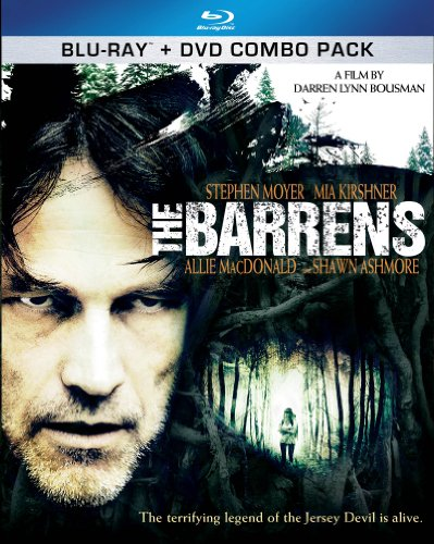 Blu-ray : The Barrens (With DVD)
