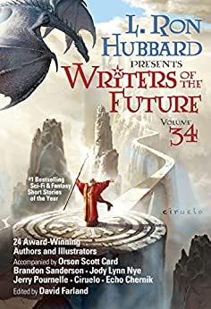 image for Writers of the Future Vol 34: #1 Bestselling Sci-Fi & Fantasy Anthology