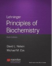 Lehninger Principles of Biochemistry: International Edition by Nelson, David L., Cox, Michael M. (2013) Hardcover