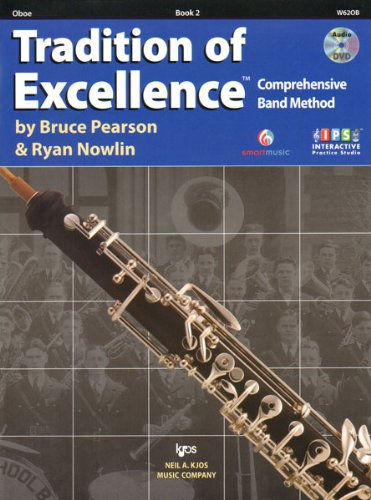 W62OB - Tradition of Excellence Book 2 - Oboe - Sam Ash Oboe