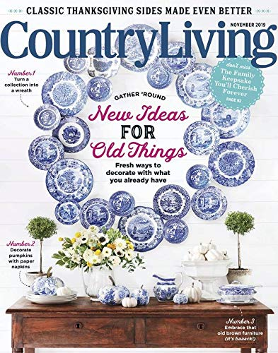 Country Living (Best Magazine Subscription Deals)