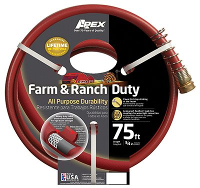 5/8x75 Farm/Ranch Hose by Teknor Apex