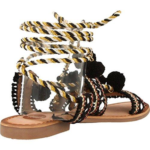 Sandalias y chanclas para mujer, color Negro , marca GIOSEPPO, modelo Sandalias Y Chanclas Para Mujer GIOSEPPO 40503R Negro Nero