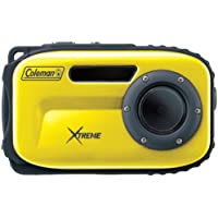 Coleman Coleman C5WP-Y 12.0 Megapixel Xtreme Underwater Digital Camera (Yellow)