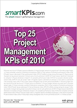 Top 25 Project Management KPIs of 2010