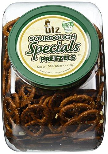 UTZ QUALITY FOODS, INC. Utz Sourdough Specials Pretzels F...
