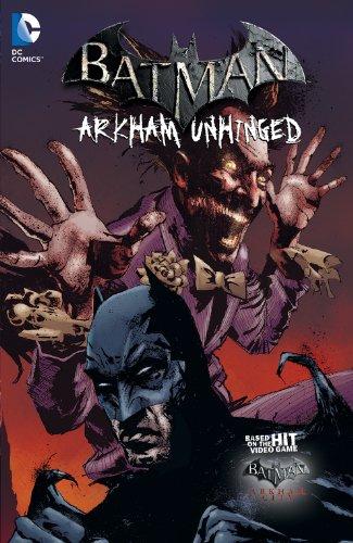 Batman: Arkham Unhinged Vol. 3