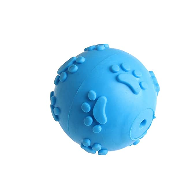 Pet Supplies : Stebcece 1Pc Funny Teeth Bite Rubber Dog Cat ...