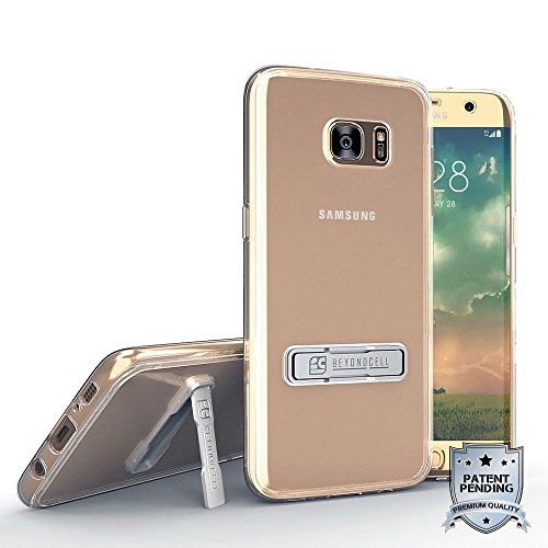 Galaxy S7 EDGE Case, Spots8 Full Body Protection Case WIth Anti-Scratch Built In Screen Protector For Galaxy S7 EDGE