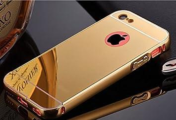 coque iphone 5 doree