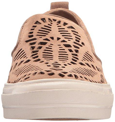Nove Donne West Oletta Suede Fashion Sneaker Multi Naturale
