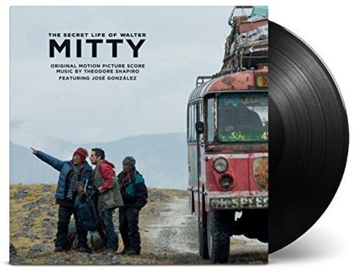 The Secret Life Of Walter Mitty (The Odore Shapiro Feat. Jose Gonzales)