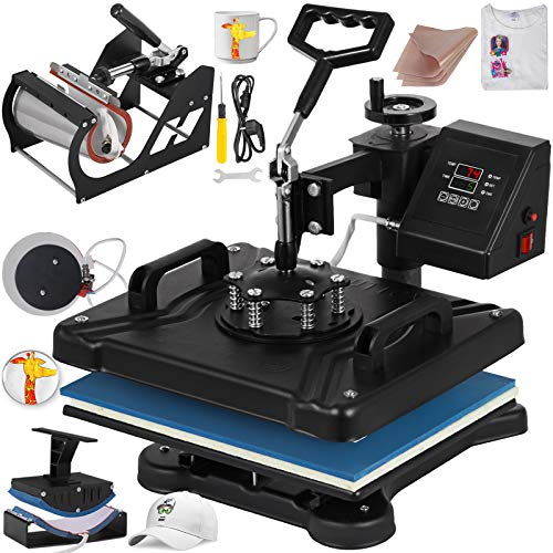 Vevor Heat Press Review – 12×15 Press