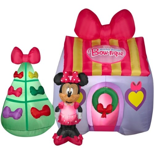 Minnie Mouse Outdoor Christmas Lights in US - 6