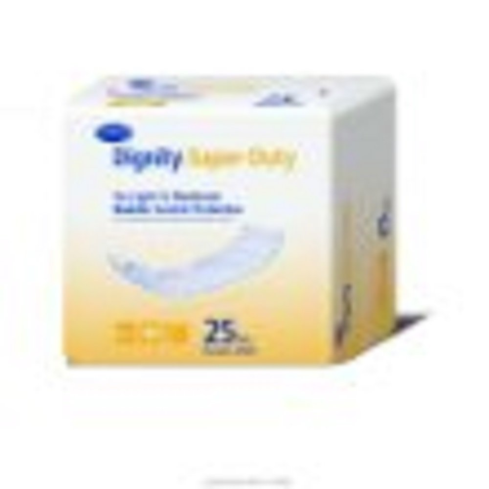 Dignity Super-Duty Pads, Dignity Naturals Pads, (1 PACK, 25 EACH) by Hartmann