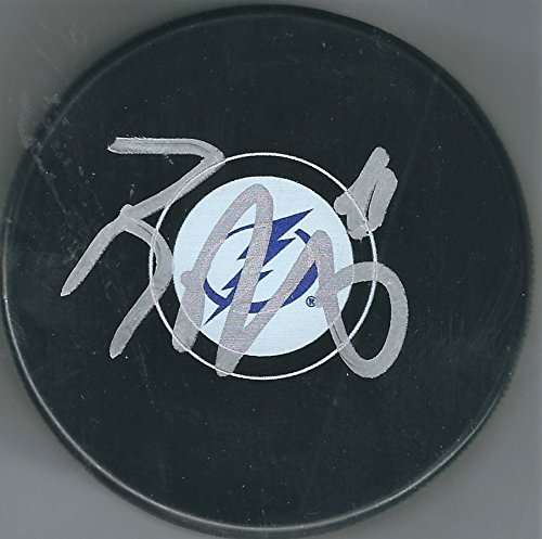 Point Bay Collection (Autographed Brayden Point Tampa Bay Lightning Hockey Puck)