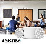 SPECTSUN Emergency Light White, Commercial