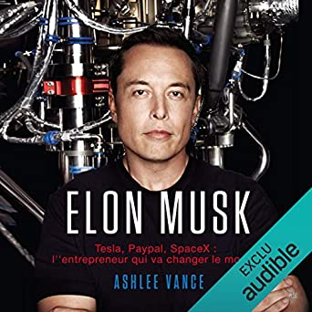 Amazon Com Elon Musk Tesla Paypal Spacex L
