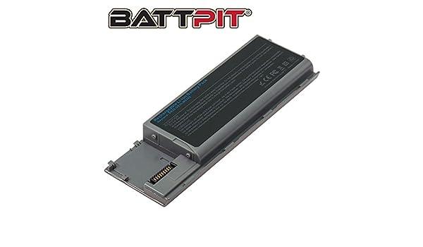 Battpit Laptop Battery for Dell Latitude D620 D630 D630C D630N D631 D640 P/N: PP18L RD300 RD301 PC764 TC030 TD175