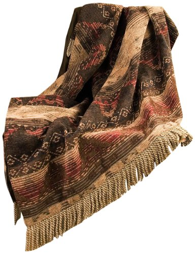 HiEnd Accents Sierra Lodge Throw -