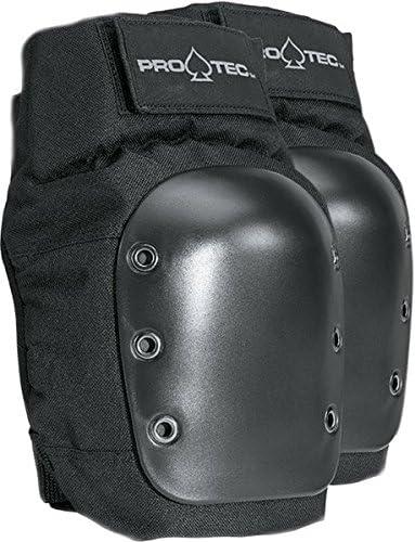 Protec Street Knee L-黒