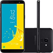 Telefone Celular J600G Galaxy J6, Samsung, SM-J600GZKVZTO, 64 GB, 5.6
