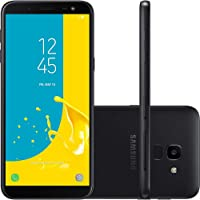 "Telefone Celular J600G Galaxy J6, Samsung, SM-J600GZKVZTO, 64 GB, 5.6"""