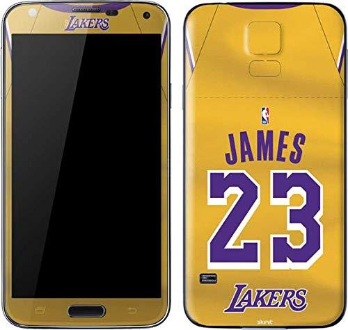 0c4feec0bbc Amazon.com: Skinit NBA Los Angeles Lakers Galaxy S5 Skin - Lebron ...