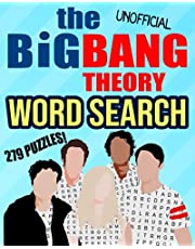Unofficial The Big Bang Theory Word Search 279 Puzzles: One For Every Television Episode