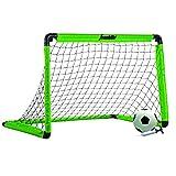 Franklin Sports 3'Insta Set, Neon Green, 91,4x 61x 61cm para portería de fútbol