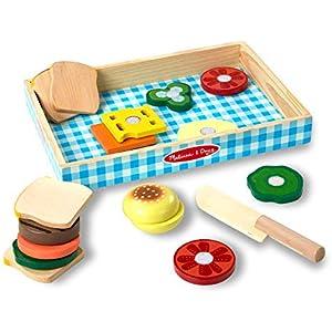 Melissa & Doug Sandwich-Making Set