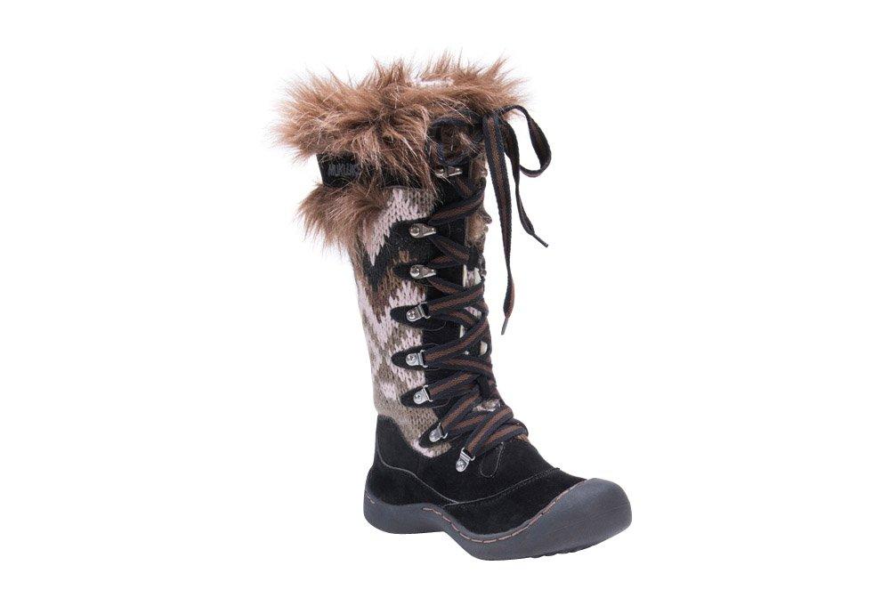 MUK LUKS Gwen Boots - Women's - Shadow, 7