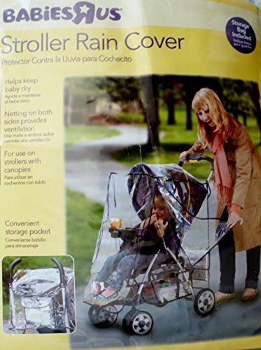 Babies R Us Stroller Rain Cover - 3