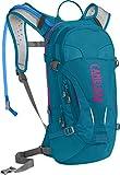 CamelBak L.U.X.E. 100 oz Hydration Pack, Teal/Pink
