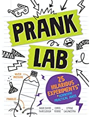 Pranklab: Practical science pranks you and your victim can learn from
