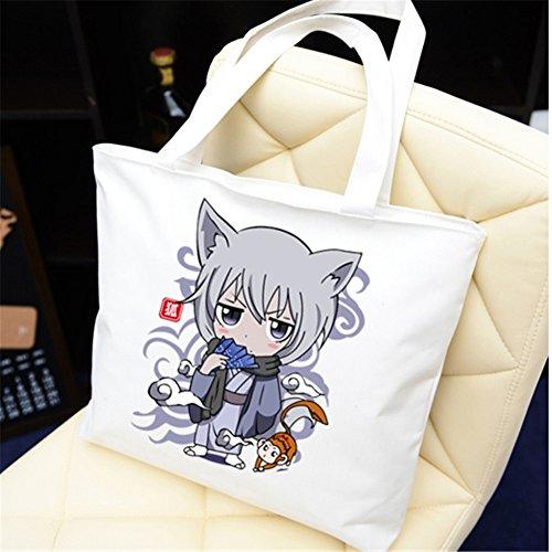 YOYOSHome Kamisama Kiss Anime Canvas Satchel Messenger Bag Handbag Shoulder Bag