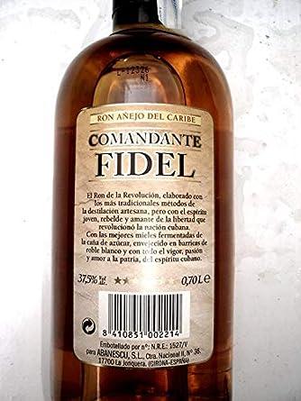 Comandante Fidel: Amazon.es: Alimentación y bebidas