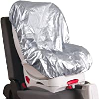 Hauck Cool Me - Cubierta universal para sillas de coche infantiles, aislante de frio y calor, resistente a rayos uva, agua y manchas, capa protectora del sol