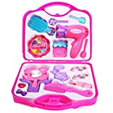 WebKreature Fashion Beauty Set for Girls with Suitcase