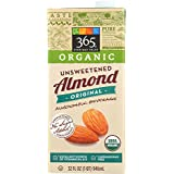 365 Everyday Value Organic Almondmilk Unsweetened, 32 fl oz