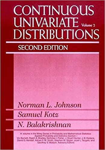 Amazon continuous univariate distributions vol 2 wiley continuous univariate distributions vol 2 wiley series in probability and statistics 2nd edition fandeluxe Gallery
