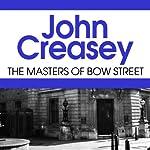 The Masters of Bow Street | John Creasey