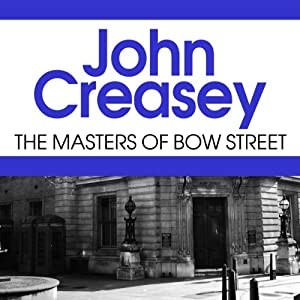 The Masters of Bow Street Audiobook