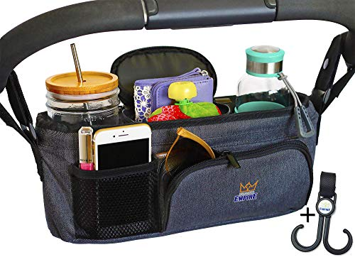 Stroller Organizer with Cup