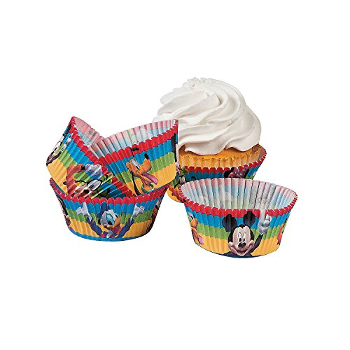Mickey Mouse Clubhouse Baking Cups IN-13651103